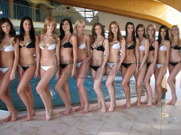Finalistky Miss Slovensko 2009