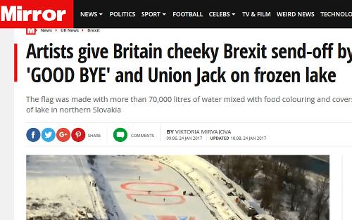 Slováci šokovali Britániu: VIDEO