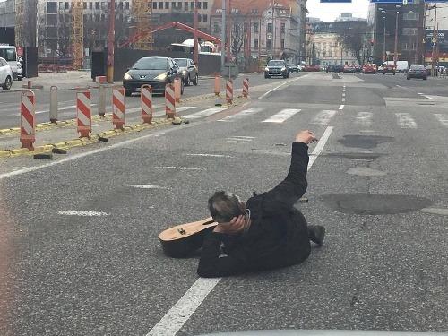 FOTO Kolaps premávky v