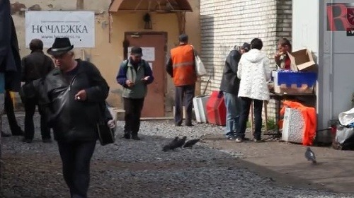 Ako prežívajú bezdomovci krutú