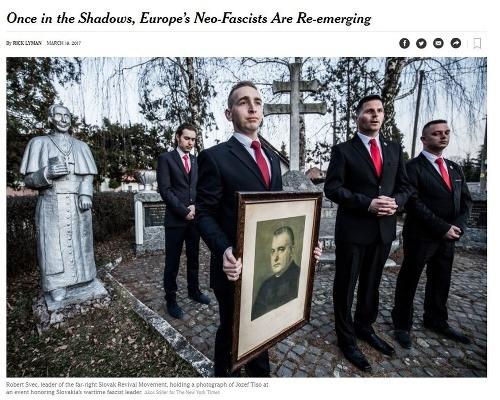 Uznávaný denník NY Times