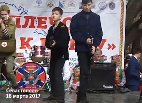 Oslavy pripojenia Krymu k