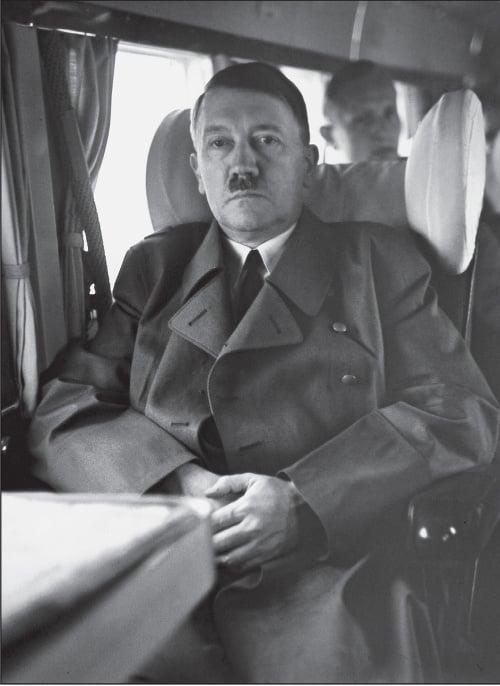 Zašlé dôkazy o Hitlerových