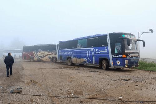 Teroristický útok na konvoj