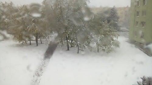 ONLINE Zima útočí na