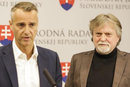 Richard Raši a Dušan