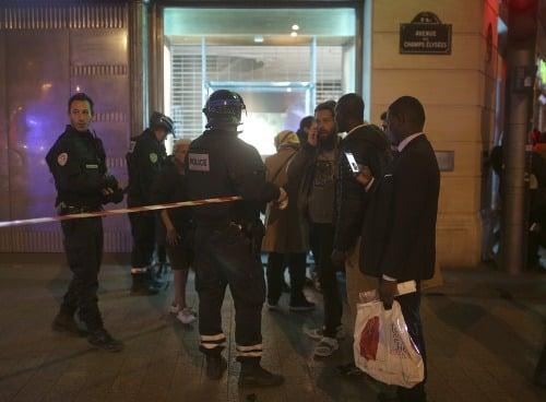 Teroristický útok v Paríži: