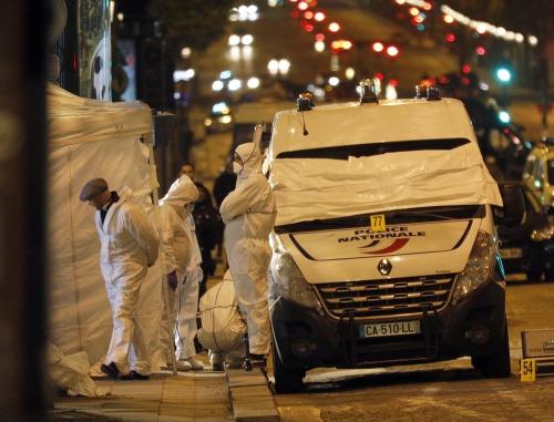 Teroristický útok v Paríži
