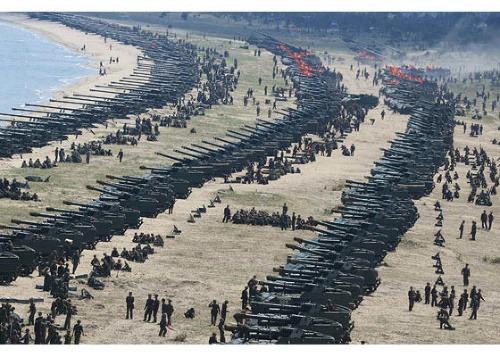 FOTO Severná Kórea ukázala
