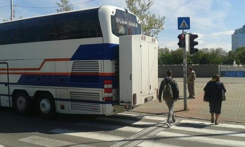 Nahnevaní Bratislavčania: Vodiči autobusov
