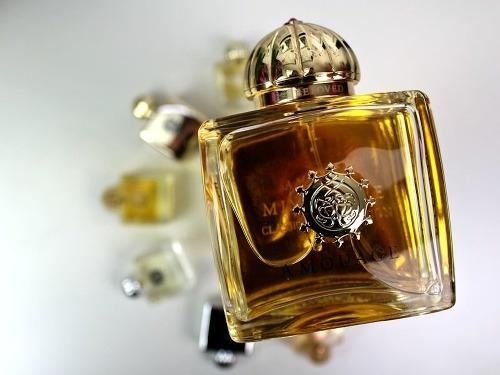 Niche vône parfumérskeho domu