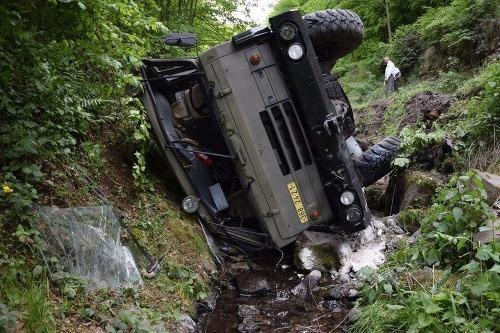 FOTO z hrôzostrašnej nehody