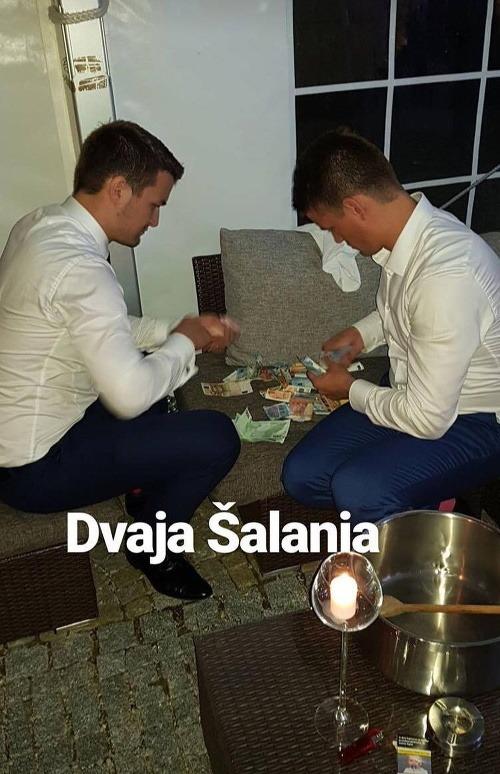 Banášová a Vincze na