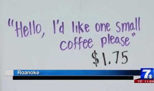 Majiteľ kaviarne chcel zákazníkom