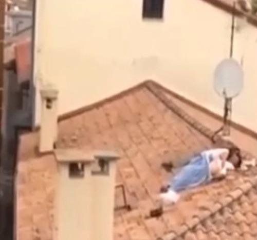 VIDEO Chlípni turisti predviedli