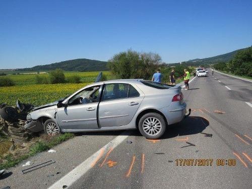 FOTO Ranná tragédia pri