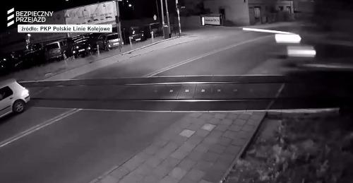 Strašidelná jazda štyroch Poliek:
