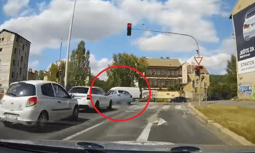VIDEO Dramatická policajná naháňačka