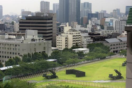 Japonský obranný systém
