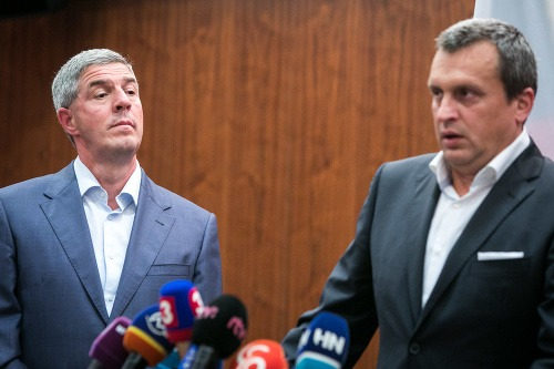 Predseda SNS Andrej Danko