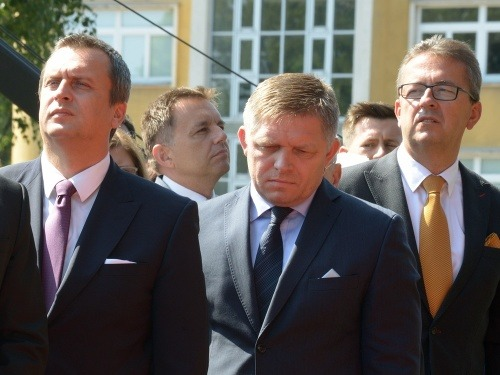 Stanislav Mičev, Andrej Kiska,