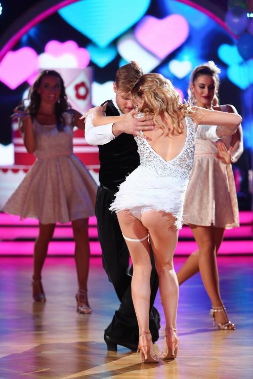 Zákulisie Let's Dance: Odvážna