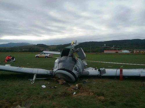 Smrteľná tragédia na letecký