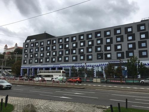 V centre Bratislavy vyrástla