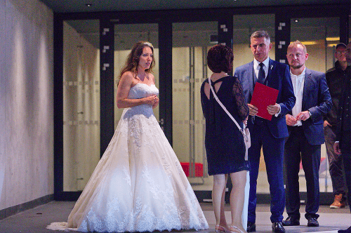 SUPER TAJNÁ svadba Kataríny