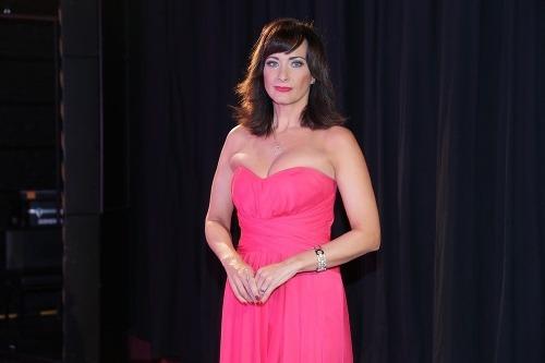 Slovenská herečka sa poriadne