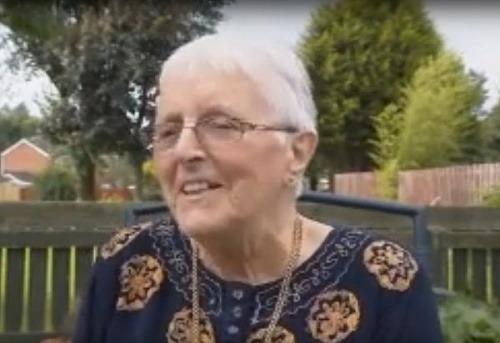 Žena (83) po 60