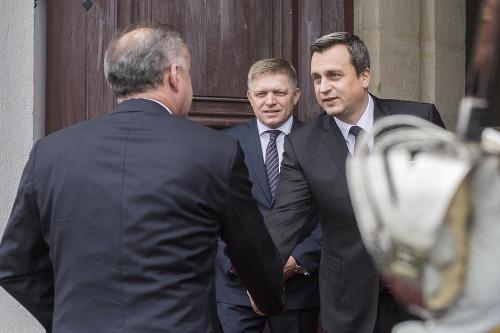 Andrej Kiska, Andrej Danko