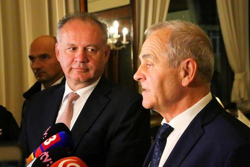 Andrej Kiska zablahoželal Jánovi