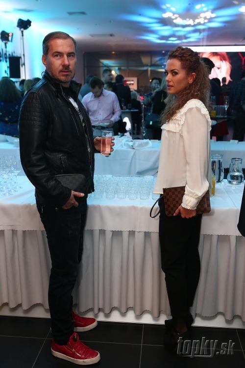 Dominika Rošková a Jaroslav