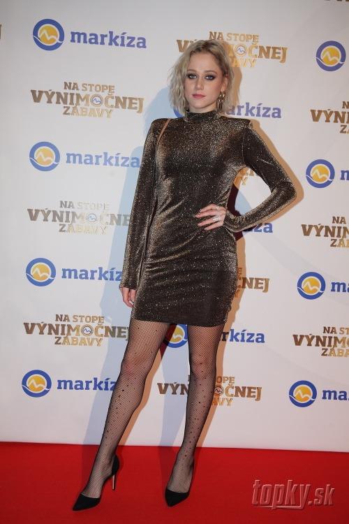 Speváčka Emma Drobná
