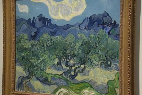 Slávny obraz Vincenta van