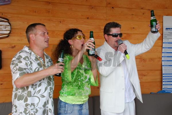 Trio pokrstilo vodnolyžiarsky vlek na Zlatých pieskoch.
