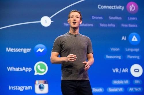 Prečo je Facebook modrý?