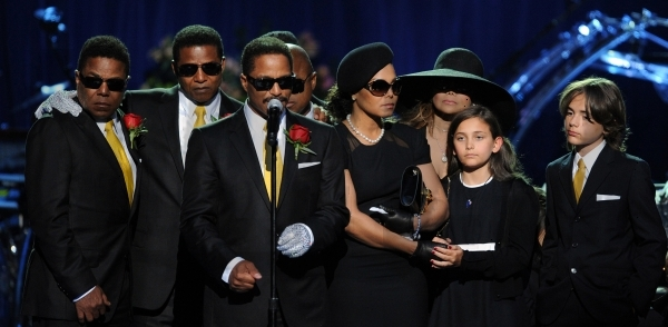 Rozlúčka s Michaelom Jacksonom