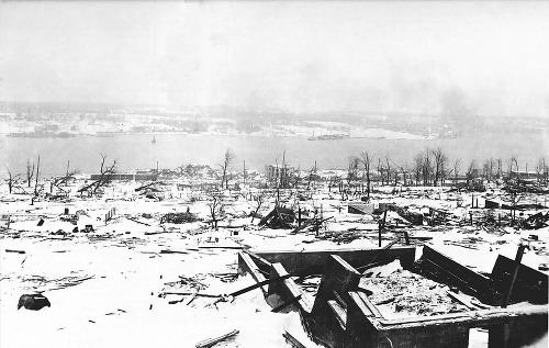 Najsilnejší výbuch pred Hirošimou: