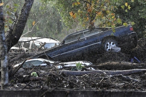 Smrteľné lejaky v Kalifornii: