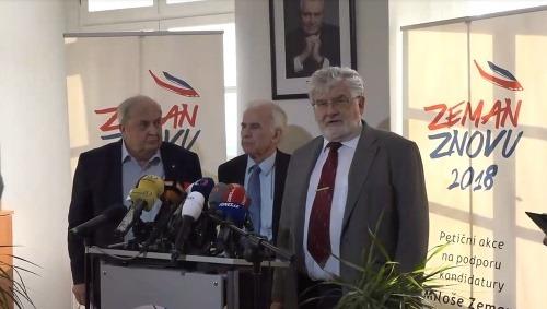 Českí kandidáti to poriadne
