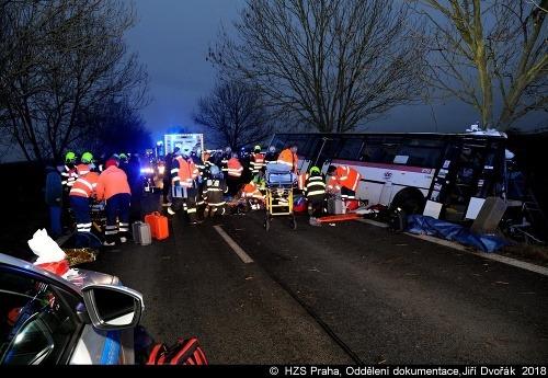 VIDEO Zásahu pražských hasičov