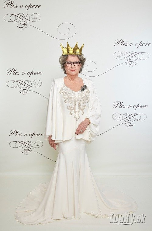 Kráľovnou Plesu v opere