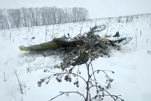 VIDEO desivého pádu lietadla