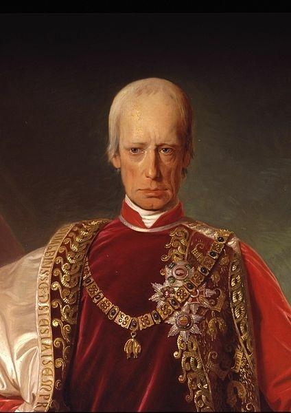 Cisár, ktorý priniesol do