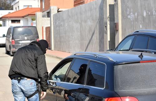 Podnikateľa Vadalu zatkli, megarazie