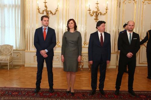 Andrej Kiska prijal predstaviteľov