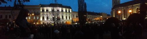 Situácia v Prešove