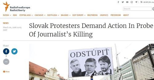 Obrovský ohlas protestov v